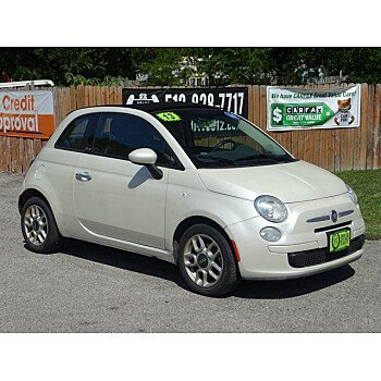 2013 FIAT 500 for sale 101363859