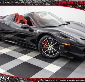 2013 Ferrari 458 Italia Spider for sale 101006606