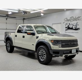 2013 Ford F150 4x4 Crew Cab SVT Raptor for sale 101071815