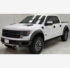 2013 Ford F150 4x4 Crew Cab SVT Raptor for sale 101107493