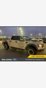 2013 Ford F150 4x4 Crew Cab SVT Raptor for sale 101241470
