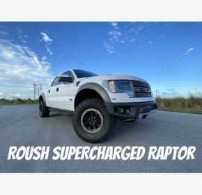 2013 Ford F150 4x4 Crew Cab SVT Raptor for sale 101260496