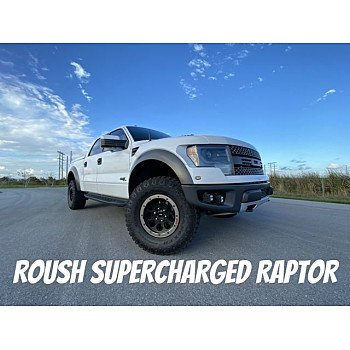 2013 Ford F150 4x4 Crew Cab SVT Raptor for sale 101260496