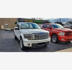 2013 Ford F150 for sale 101412091