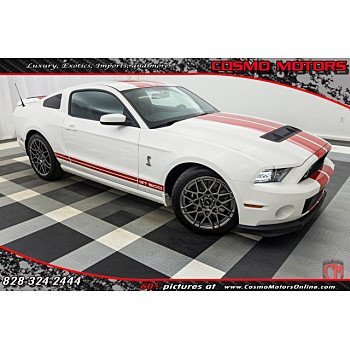2013 Ford Mustang Shelby GT500 Coupe for sale 100953951