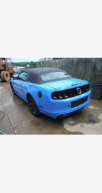 2013 Ford Mustang Convertible for sale 100291961