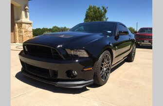 2013 Ford Mustang Shelby GT500 Coupe for sale 100756257