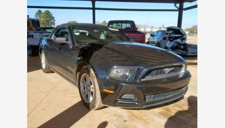 2013 Ford Mustang Convertible for sale 101109273