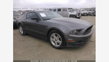 2013 Ford Mustang Coupe for sale 101109540