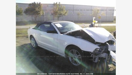 2013 Ford Mustang Convertible for sale 101113351