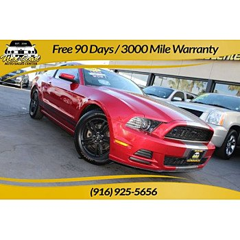 2013 Ford Mustang Coupe for sale 101135693