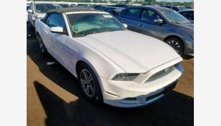 2013 Ford Mustang Convertible for sale 101190721