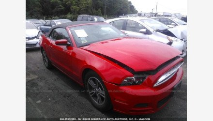 2013 Ford Mustang Convertible for sale 101190853