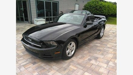 2013 Ford Mustang Convertible for sale 101193309