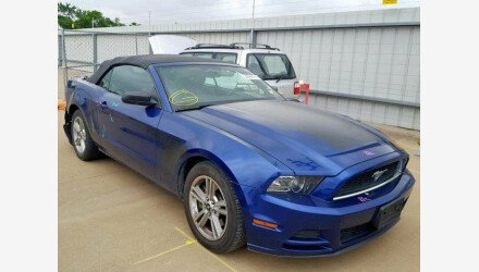 2013 Ford Mustang Convertible for sale 101208341