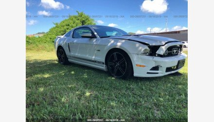 2013 Ford Mustang GT Coupe for sale 101209081