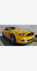 2013 Ford Mustang Boss 302 Coupe for sale 101216899