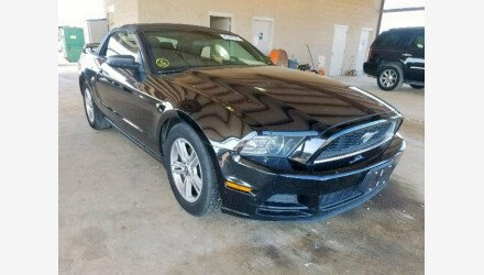 2013 Ford Mustang Convertible for sale 101222676