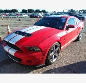2013 Ford Mustang Shelby GT500 Coupe for sale 101238202