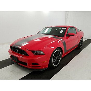 2013 Ford Mustang Boss 302 Coupe for sale 101241614