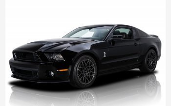 2013 Ford Mustang Shelby GT500 Coupe for sale 101255167