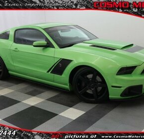 2013 Ford Mustang GT Coupe for sale 101264253