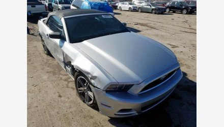 2013 Ford Mustang Convertible for sale 101266391