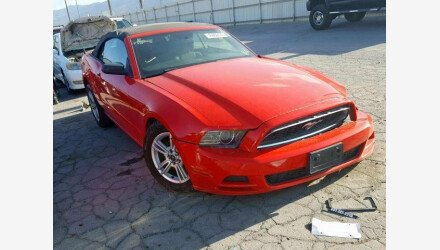 2013 Ford Mustang Convertible for sale 101267138