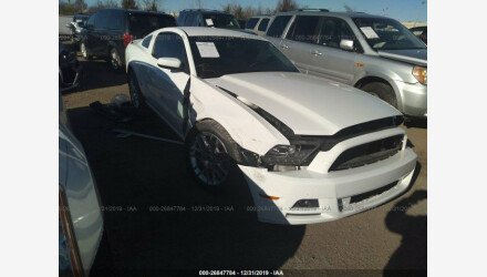 2013 Ford Mustang Coupe for sale 101268867