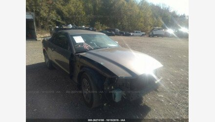 2013 Ford Mustang Convertible for sale 101270659