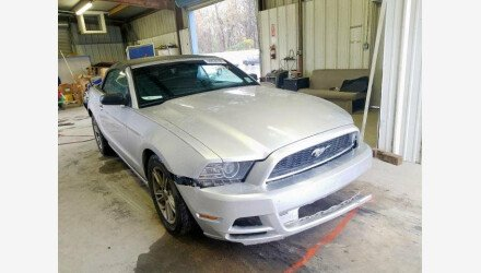 2013 Ford Mustang Convertible for sale 101271990