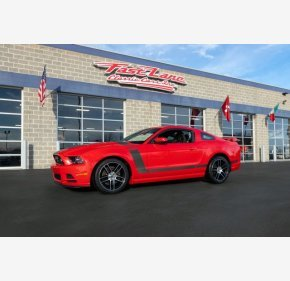 2013 Ford Mustang Boss 302 Coupe for sale 101284436