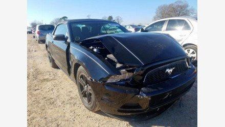 2013 Ford Mustang Convertible for sale 101285408