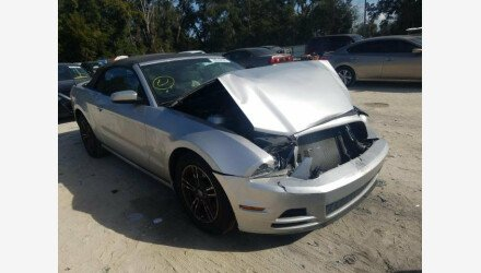 2013 Ford Mustang Convertible for sale 101285442