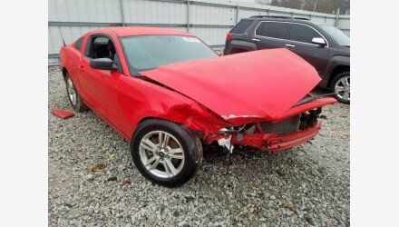 2013 Ford Mustang Coupe for sale 101287810