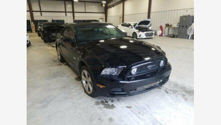 2013 Ford Mustang GT Convertible for sale 101291129