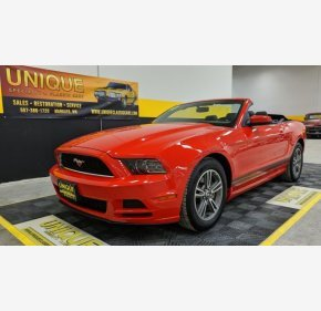 2013 Ford Mustang Convertible for sale 101295573