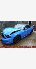 2013 Ford Mustang Convertible for sale 101326157