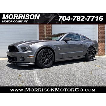 2013 Ford Mustang Shelby GT500 Coupe for sale 101348526