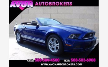 2013 Ford Mustang for sale 101356580