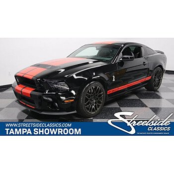 2013 Ford Mustang Shelby GT500 for sale 101360314