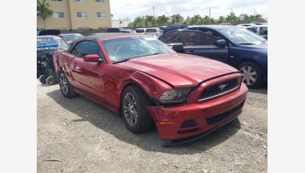 2013 Ford Mustang Convertible for sale 101361310