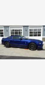 2013 Ford Mustang Shelby GT500 for sale 101375558