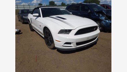 2013 Ford Mustang GT Convertible for sale 101378165