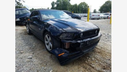 2013 Ford Mustang GT Convertible for sale 101379897