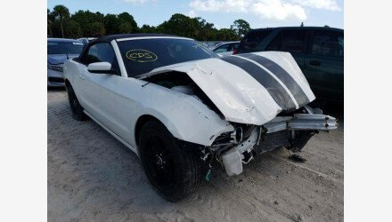 2013 Ford Mustang Convertible for sale 101384675