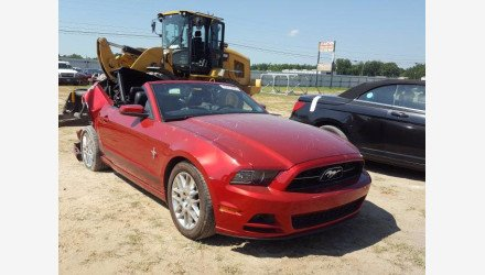 2013 Ford Mustang Convertible for sale 101385979