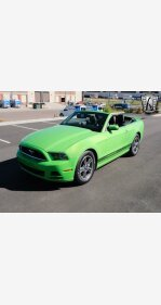 2013 Ford Mustang Convertible for sale 101391721
