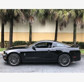 2013 Ford Mustang Shelby GT500 for sale 101394722