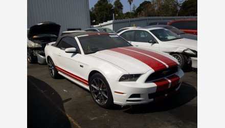 2013 Ford Mustang Convertible for sale 101396977